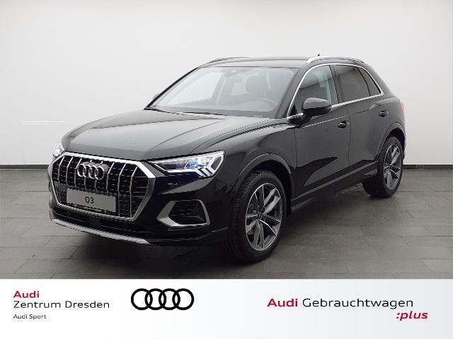 Audi Q3 advanced 35 TFSI S tronic *sofort**AHZV**LED*, Jahr 2021, Benzin
