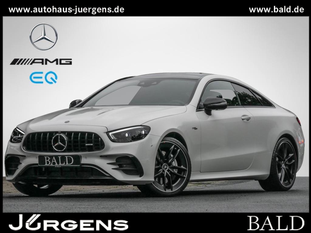 Mercedes-Benz AMG E 53 4MATIC+ Coupé AMG+360+Pano+HUD+20'', Jahr 2021, Benzin