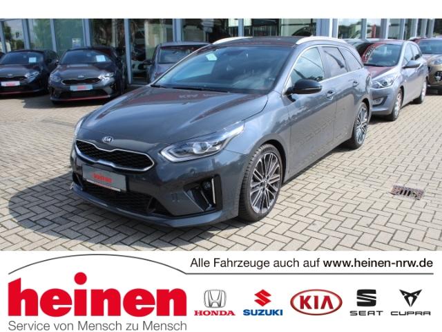 Kia Cee'd_sw Sportswagon GT Line 1.5 T-GDI NAVI Tech-Paket, Jahr 2021, Benzin