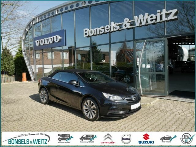 Opel CASCADA 1.4 TURBO CABRIOLET EDITION Navi ALU 19, Jahr 2014, Benzin