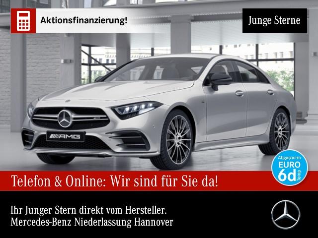 Mercedes-Benz CLS 53 AMG 4M+ FahrAss AIR BODY WIDE COMAND, Jahr 2020, Benzin