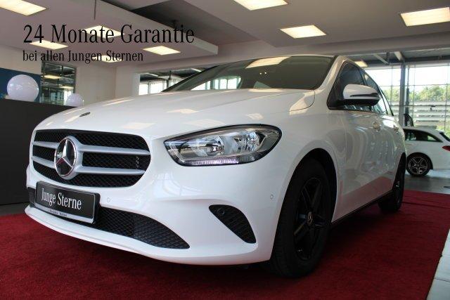 Mercedes-Benz B 180 Park-Assist.+Autom.+Klima+Tempomat, Jahr 2019, Benzin