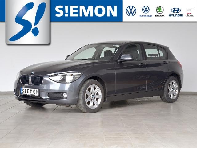 BMW 116 i Advantage Plus KLIMA PDC SHZ Bluetooth, Jahr 2014, Benzin