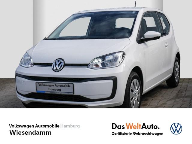 Volkswagen up! move up! 1,0 ZV ESP Servo, Jahr 2018, Benzin