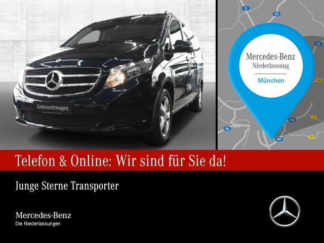 Mercedes-Benz V 250 d Lang AHK RFK Park-Ass. Navi Tisch Liege, Jahr 2017, Diesel
