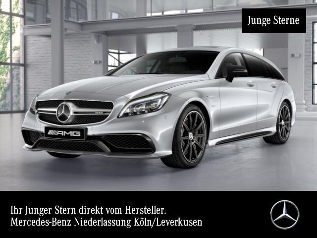 Mercedes-Benz CLS 63 AMG S 4Matic Shooting Brake Sportpaket Navi, Jahr 2017, Benzin