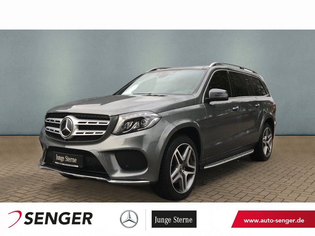 Mercedes-Benz GLS 350 d 4M AMG Line Panorama Comand AHK LED, Jahr 2017, Diesel