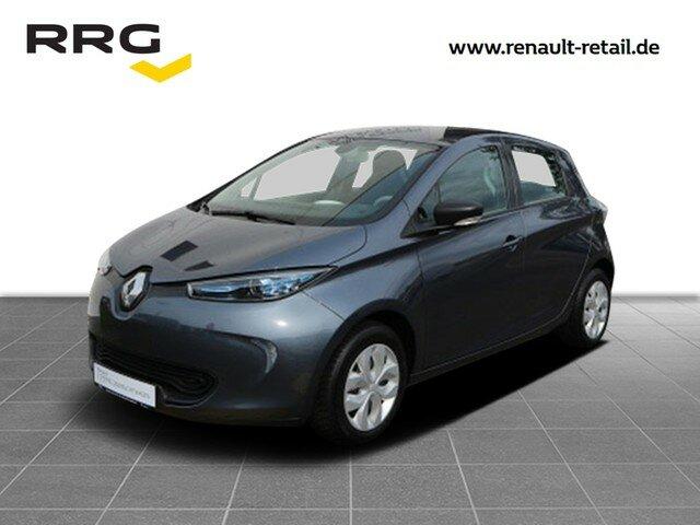 Renault Zoe Life Z.E 40 incl.Kaufbatterie, Jahr 2018, Elektro