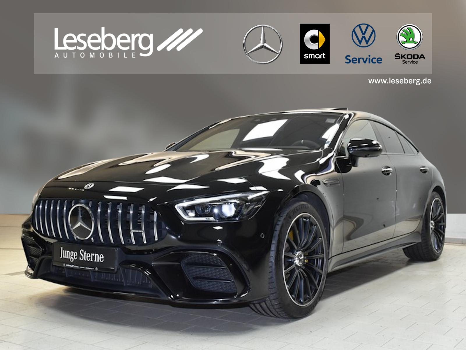 Mercedes-Benz AMG GT 43 4M+ Night/Standhzg./360°/KeylessGo/9G, Jahr 2019, Benzin