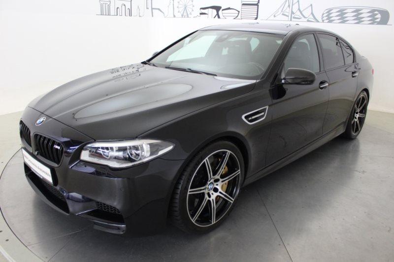 BMW M5 Limousine Competition Individual Edition 1 von 200, Jahr 2017, Benzin