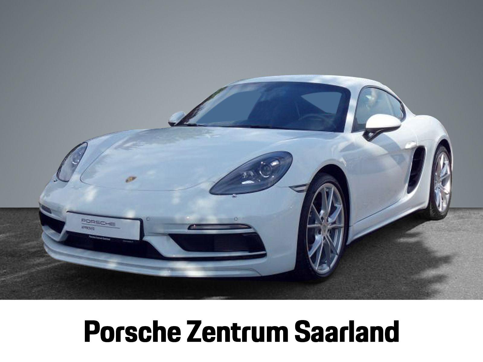Porsche Cayman 718 Leder, AbGas, SportDesign Paket, Jahr 2020, Benzin