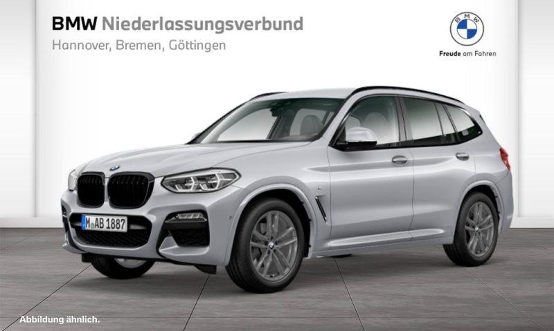 BMW X3 xDrive20d M Sport Head-Up HK HiFi DAB LED, Jahr 2020, Diesel