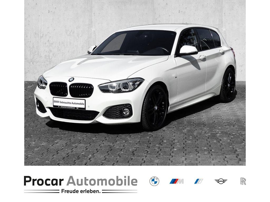 BMW 120d M SPORT+NAVI+LED+HiFi+18 LMF+SHZ, Jahr 2018, Diesel