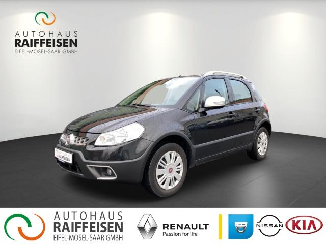 Fiat Sedici 1.6 16V 4X4 Allrad Klima SHZ, Jahr 2014, Benzin