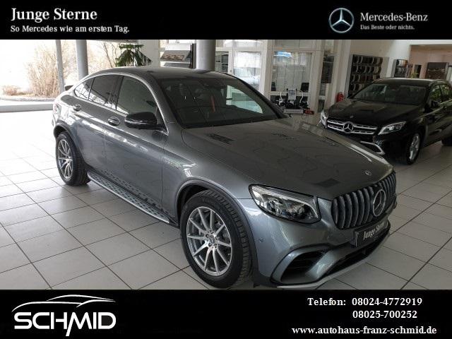 Mercedes-Benz GLC 63 AMG Coupe Performance Carbon TV NP 111277, Jahr 2017, Benzin