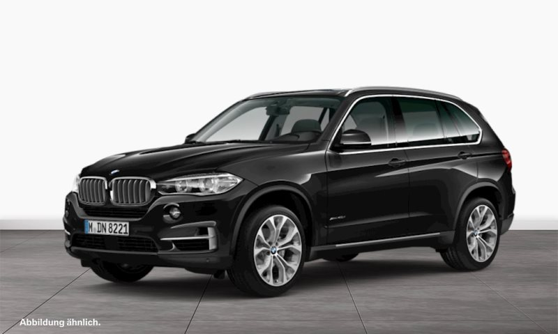 BMW X5 xDrive40d Fond orientiert HiFi Xenon RFK AHK, Jahr 2017, Diesel