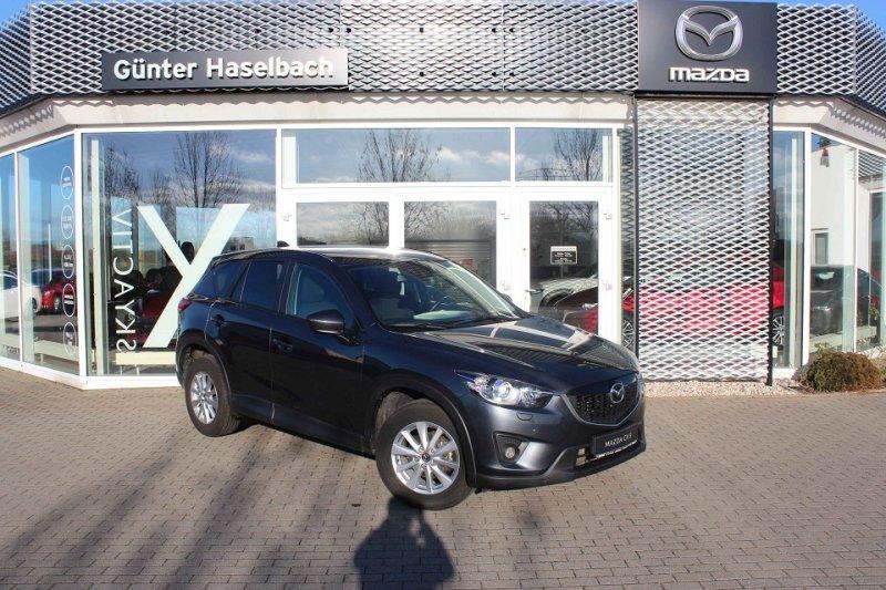 Mazda CX-5 SENDO AWD / Navi / Bi-Xenon / Freisprechanlage, Jahr 2014, Diesel