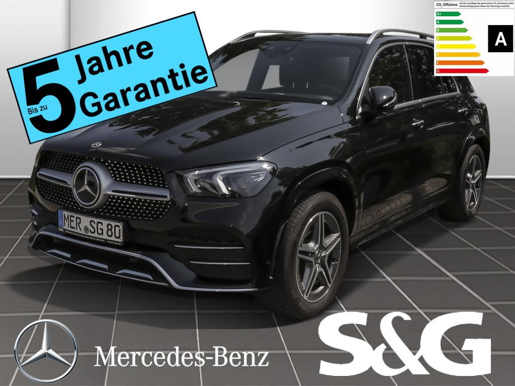 Mercedes-Benz GLE 300 d 4M AMG line Airmatic/AHK/P.dach/Kamera, Jahr 2019, Diesel