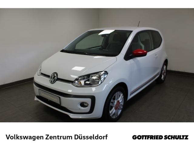 Volkswagen up! beats *Kamera*PDC*Alu*SHZ*maps more*, Jahr 2018, Benzin