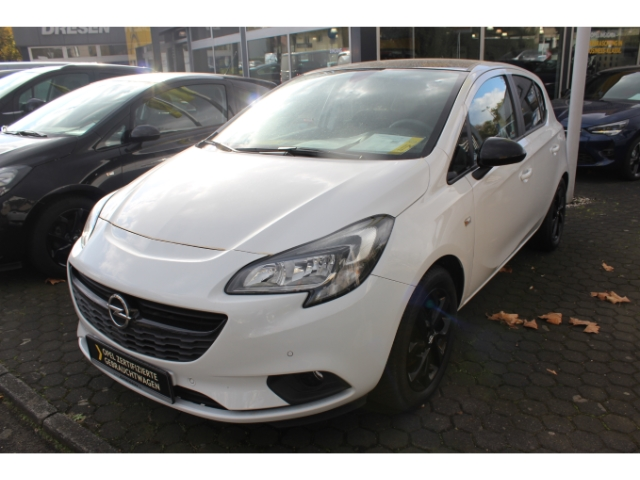 Opel Corsa E Color Edition ecoFlex 1.4 EU6d-T/Sitzheizung/IntelliLink, Jahr 2019, Benzin