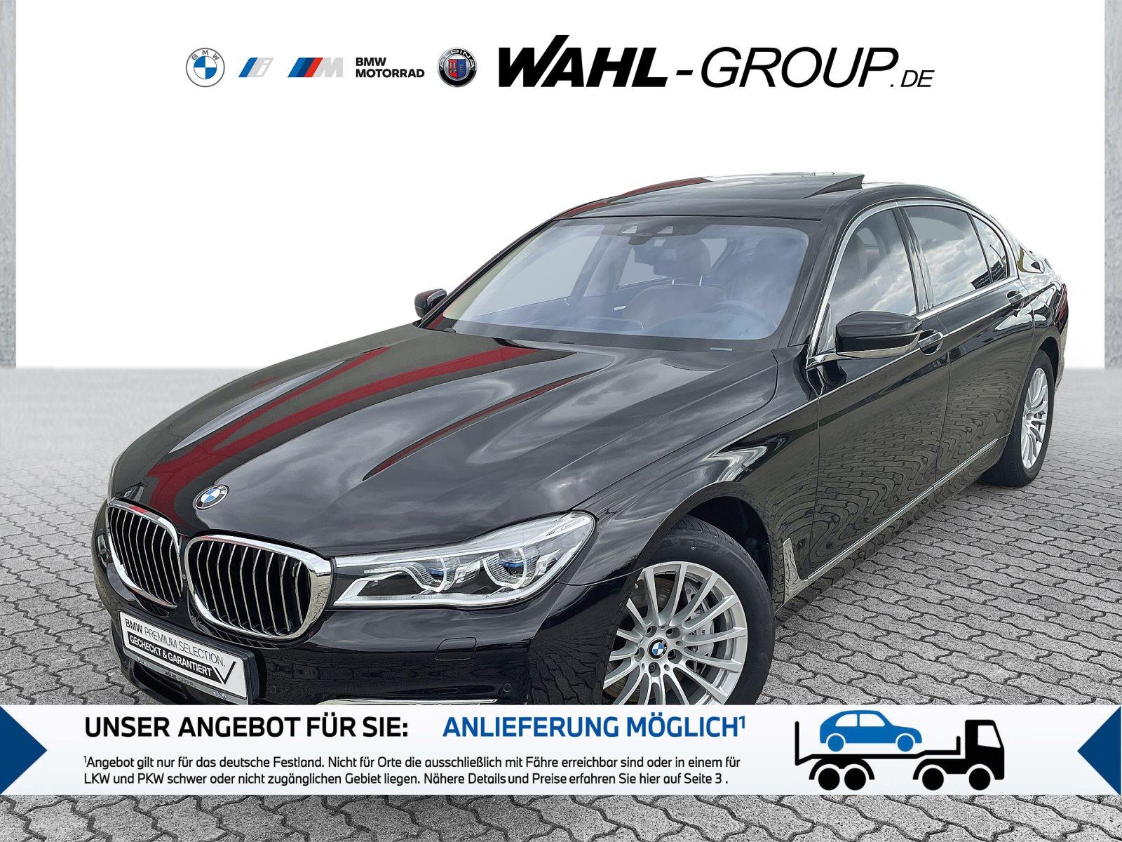 BMW 740d Ld xDrive | Executive | VOLLAUSSTATTUNG, Jahr 2017, Diesel