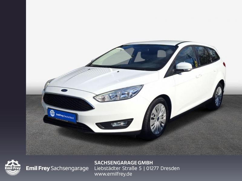 Ford Focus Turnier 1.5 TDCi DPF Business Standheizung, Jahr 2017, Diesel