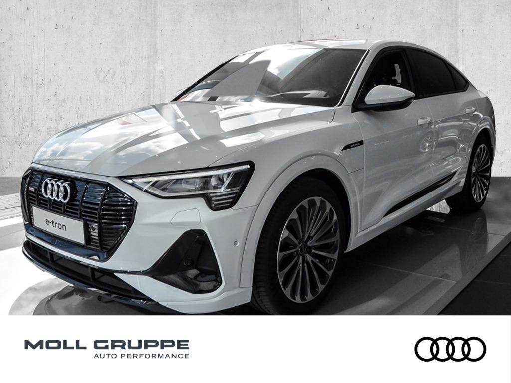 Audi e-tron Sportback 50 quattro S line Matrix-LED, Jahr 2021, Elektro