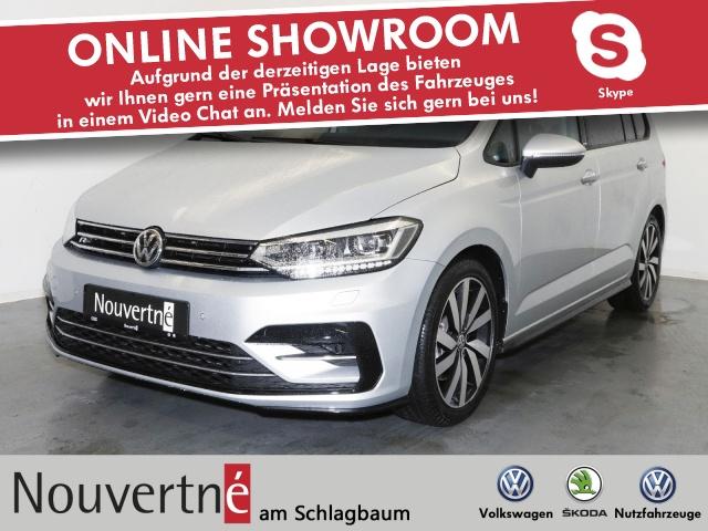 Volkswagen Touran 1.5 l TSI R-Line + NAVI + 7-Sitzer + LED +, Jahr 2020, Benzin