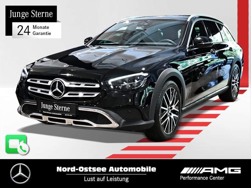 Mercedes-Benz E 220 d T 4M Avantgarde Wide SHD Sitzhzg Kamera, Jahr 2020, Diesel