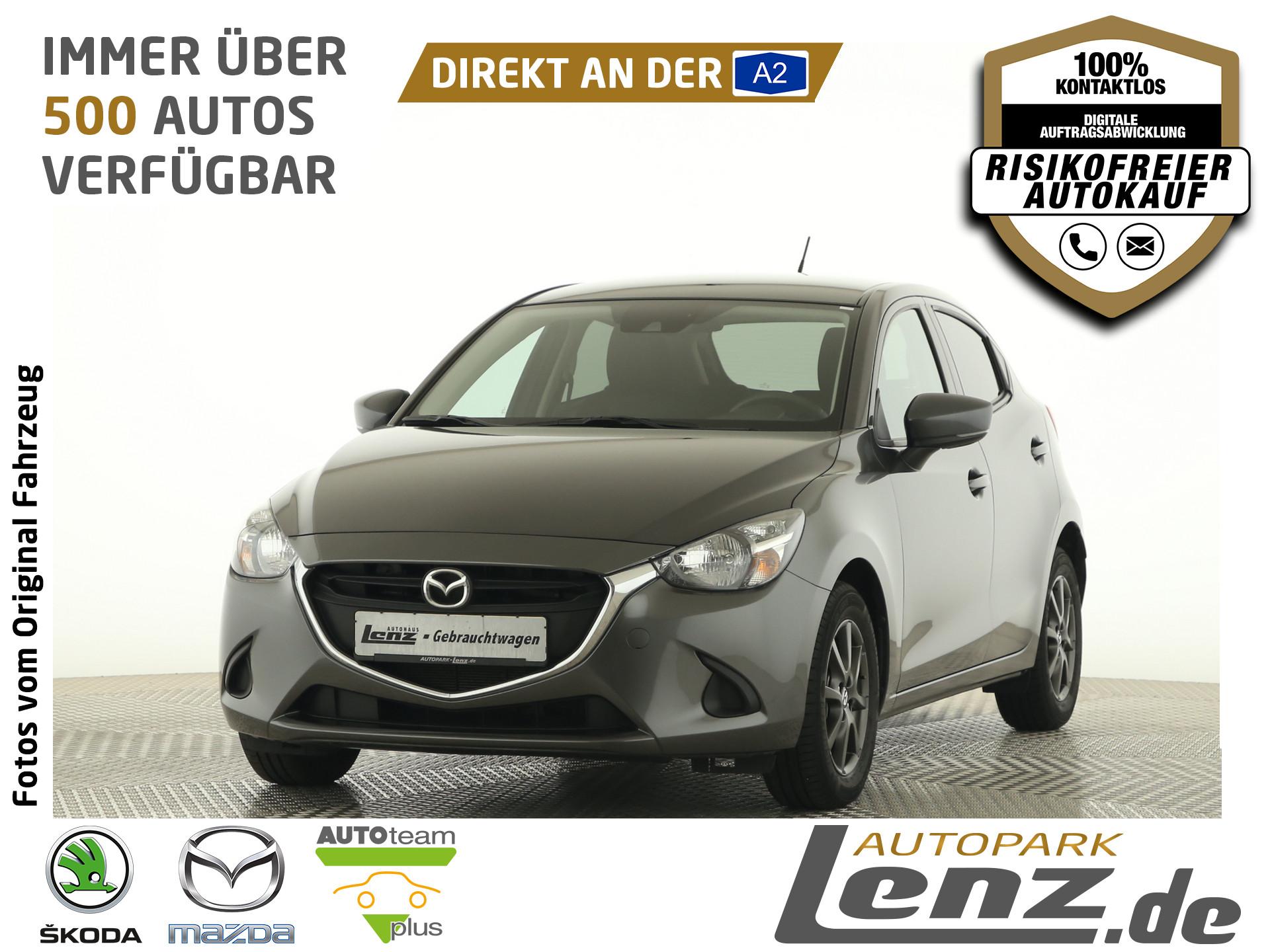 Mazda 2 Signature+ Klimaanlage Freisprecheinrichtung, Jahr 2018, Benzin