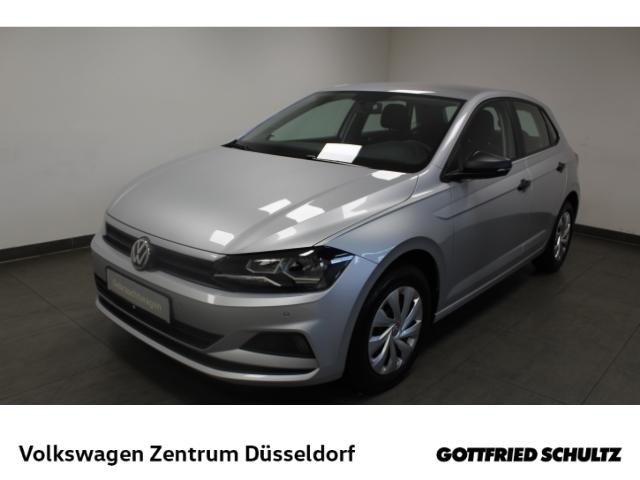 Volkswagen Polo 1.0 Trendline *Navi*SHZ*GRA*FSE*, Jahr 2018, Benzin