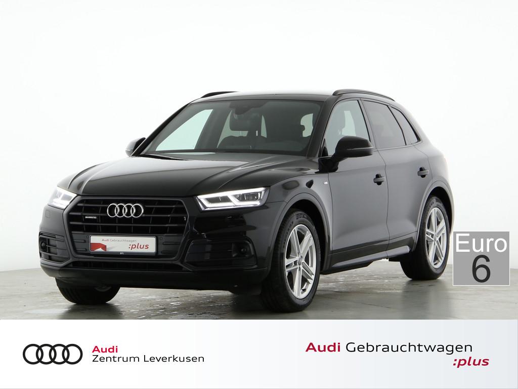 Audi Q5 2.0 quattro sport, Jahr 2018, Diesel