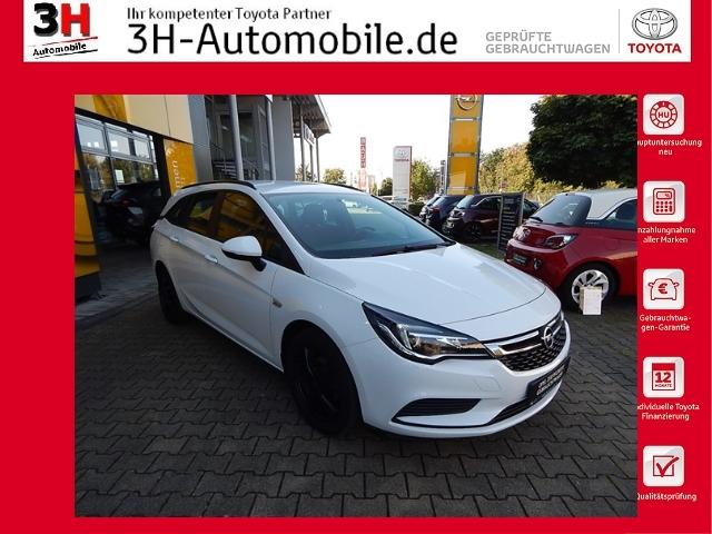 Opel Astra ST 1.4 Turbo Sports Tourer Edition*NAVI*, Jahr 2017, Benzin