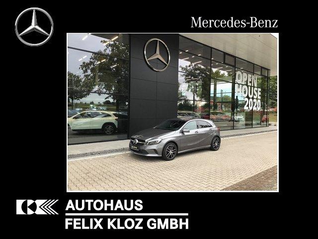 Mercedes-Benz A 250 Urban - Navi / LED / PDC / AHK / Standheiz, Jahr 2016, Benzin