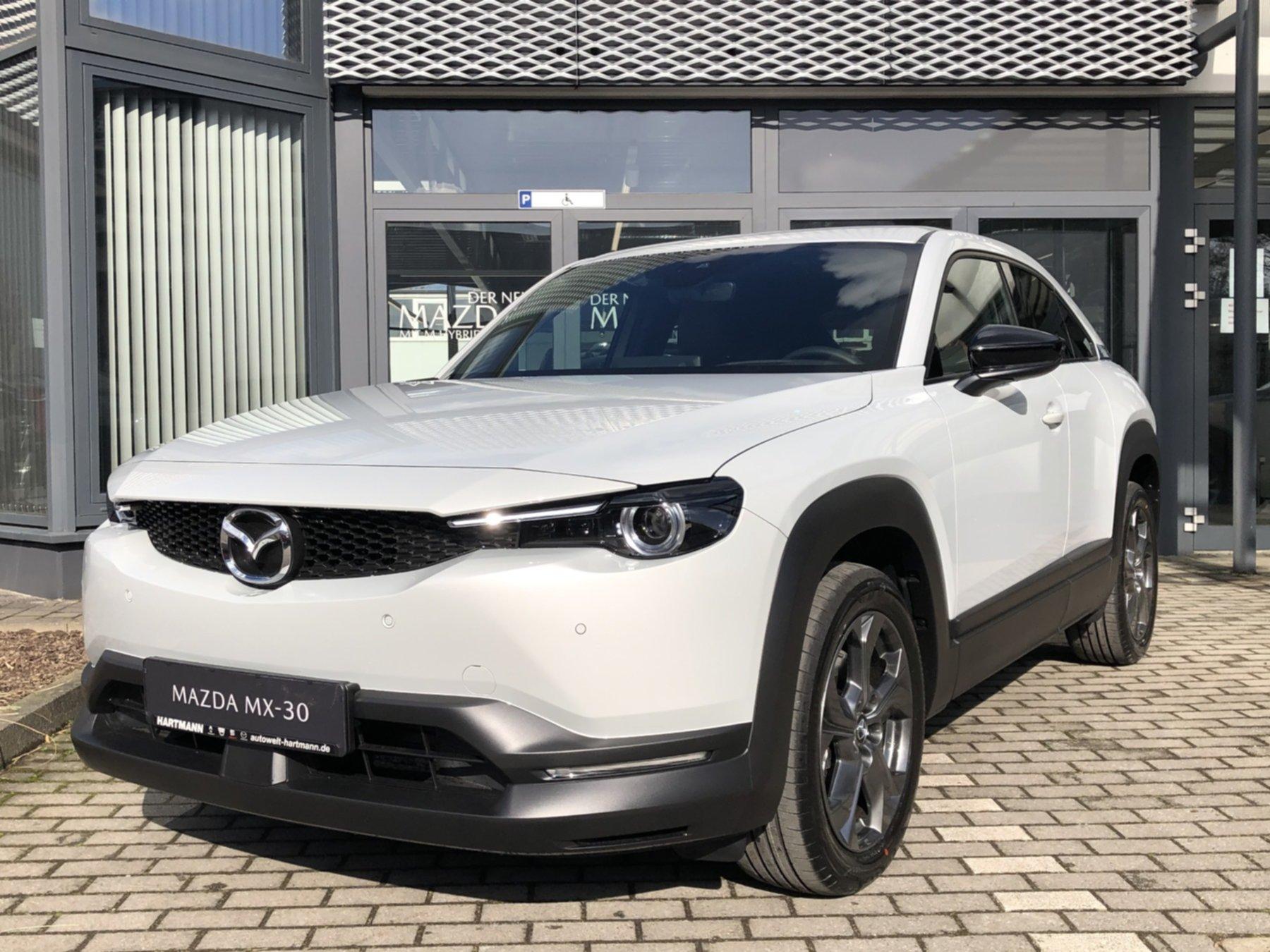Mazda MX-30 Advantage ab 189,.€ mtl. inkl. Förderun, Jahr 2021, Elektro