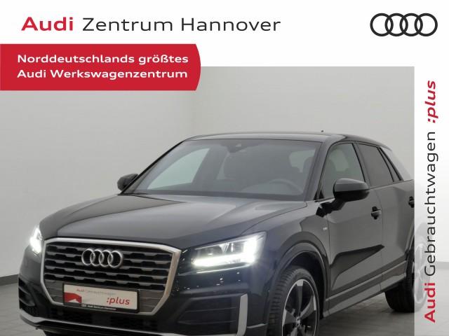 Audi Q2 1.4 TFSI Sport, HuD, virtual, LED, ACC, Navi, Jahr 2017, Benzin