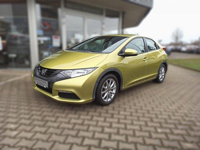 Honda Civic 1.8 Comfort *Klimaa*USB*, Jahr 2014, Benzin
