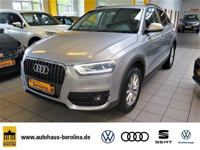 Audi Q3 1.4 TFSI *XENON+*NAV+*GRA*AHK*, Jahr 2015, Benzin