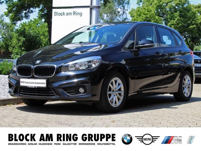 BMW 218i Active Tourer Advantage PDC Navi Bluetooth, Jahr 2016, petrol