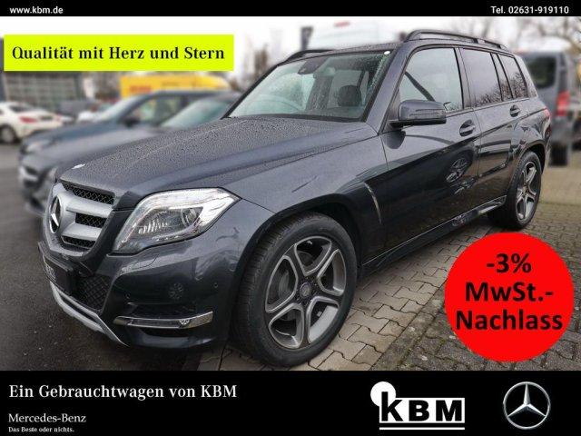 "Mercedes-Benz GLK 250 BlueTEC 4M EU6°AHK°NAVI°ILS°ALU-19""°SHZ, Jahr 2015, diesel"