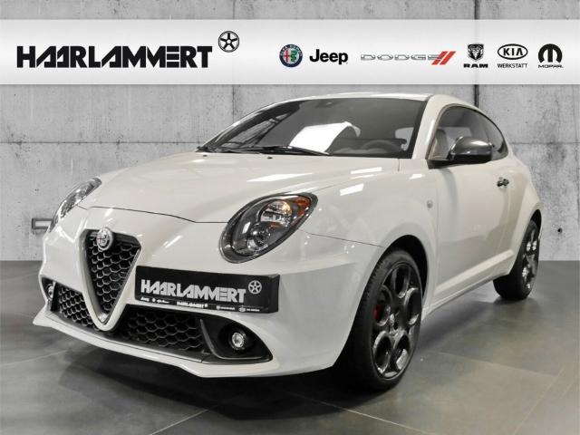 Alfa Romeo MiTo Veloce+PDC+SITZHEIZUNG+SPORTSITZE+KLIMAANLAGE, Jahr 2018, Benzin
