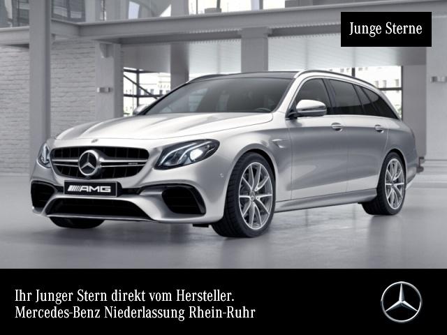 Mercedes-Benz E 63 T 4M+ AMG Fahrass Pano Sitzklima Massagestz, Jahr 2018, Benzin