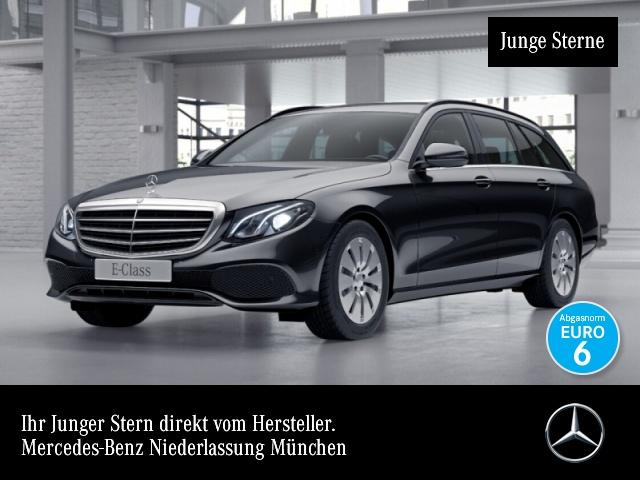 Mercedes-Benz E 220 d T LED Kamera PTS Easy-Pack 9G Sitzh Temp, Jahr 2017, Diesel