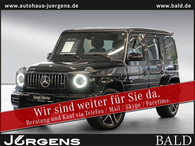 Mercedes-Benz G 63 AMG Comand/Wide/ILS/SHD/360/AHK/Burm/21', Jahr 2018, Benzin