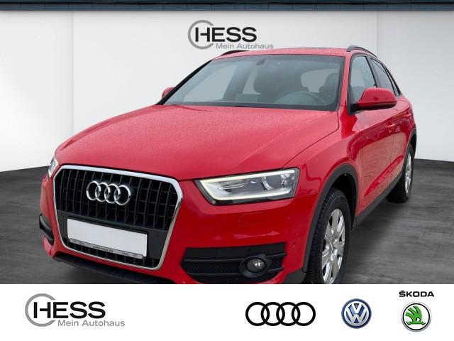 Audi Q3 2.0 TDI Navi, Klima, Xenon, uvm., Jahr 2014, Diesel