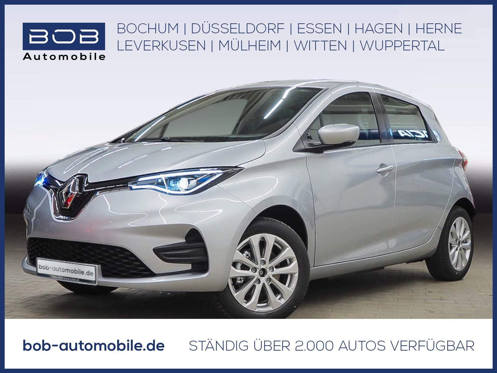 Renault ZOE EXPERIENCE Batteriemiete R110 Z.E. 50, Jahr 2020, Elektro