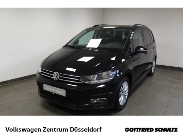 Volkswagen Touran Comfortline 2.0 TDI DSG *Navi*SHZ*ACC*GRA*PDC*, Jahr 2017, Diesel