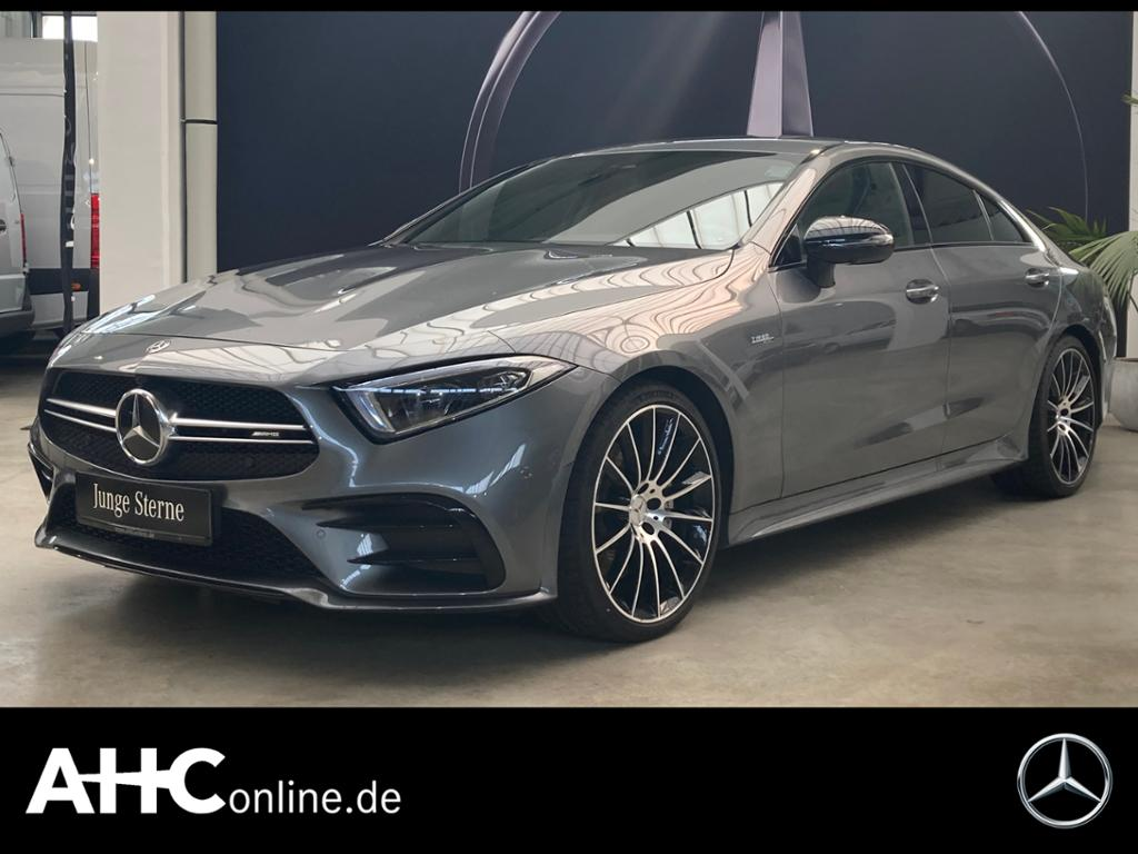 Mercedes-Benz CLS 53 AMG 4M Widescreen+PerformanceAbGas+Burmes, Jahr 2019, Benzin