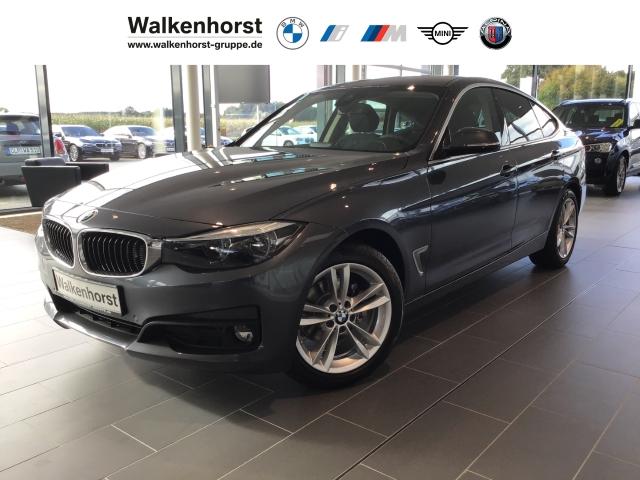 BMW 320 Gran Turismo d Advantage Driving Ass. Rückfahrkamera Head-Up Innovationspaket, Jahr 2020, Diesel