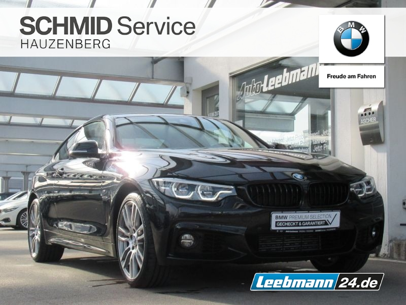 BMW 435d xDrive Coupé S-Aut. M-Sport UPE: 76.250,-, Jahr 2020, Diesel